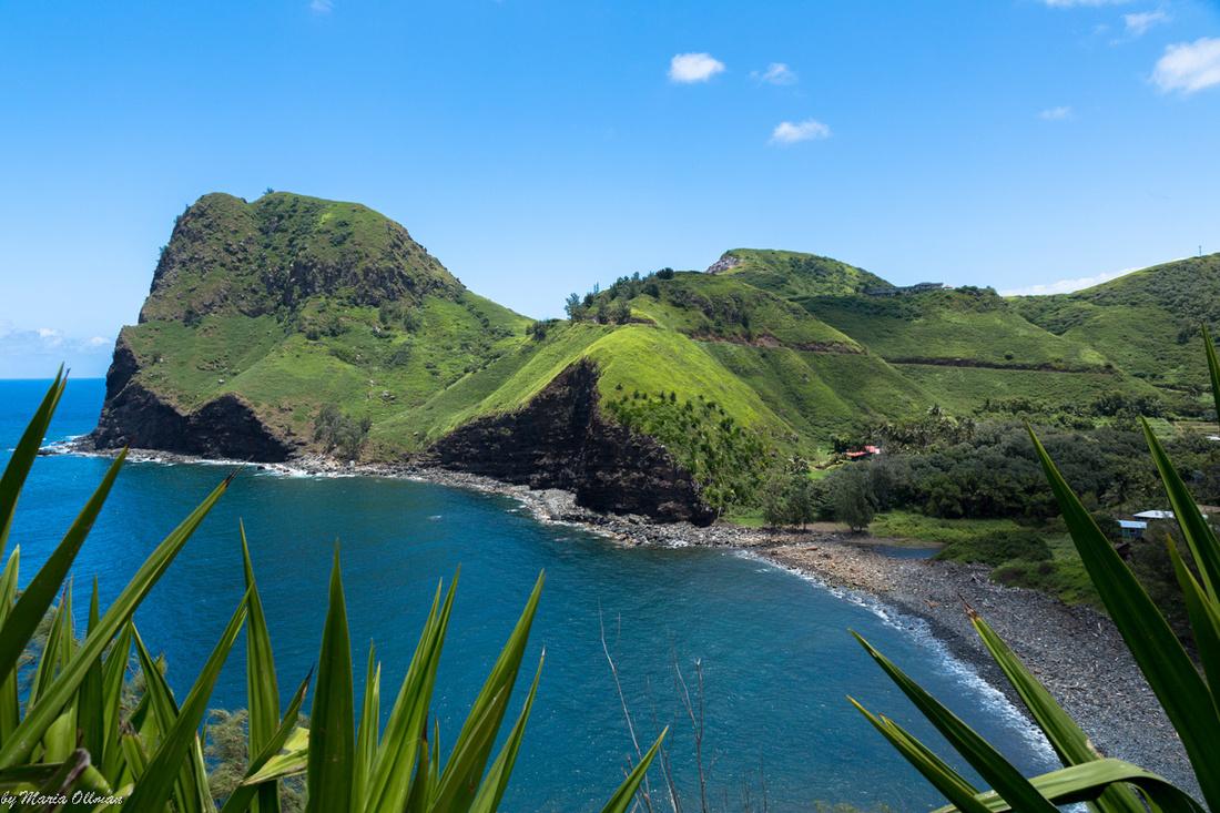 Kahakuloa Head View