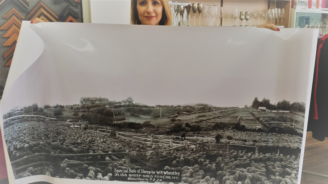 Large Print of Restoration