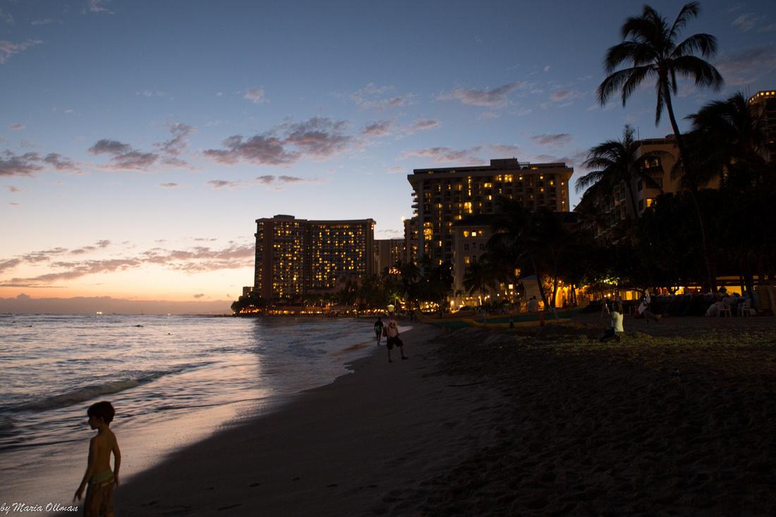 Waikiki Beach-8453