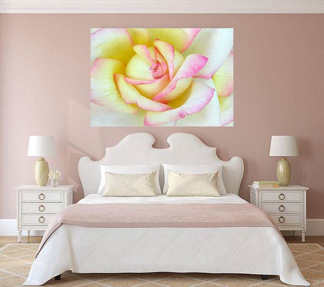 Bedroom in Pink